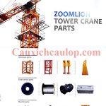 Hình ảnh phụ tùng cẩu tháp Zoomlion