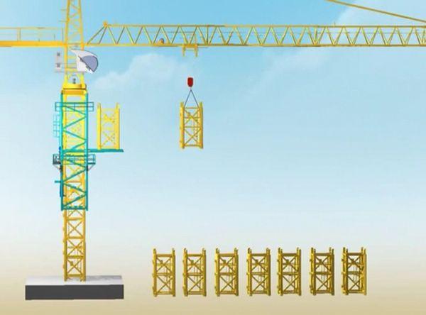 Quy trình lắp dựng cẩu tháp vận hành an toàn tuyệt đối-12