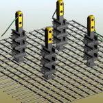 Quy trình lắp dựng cẩu tháp vận hành an toàn tuyệt đối