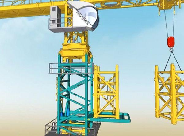 Quy trình lắp dựng cẩu tháp vận hành an toàn tuyệt đối-16