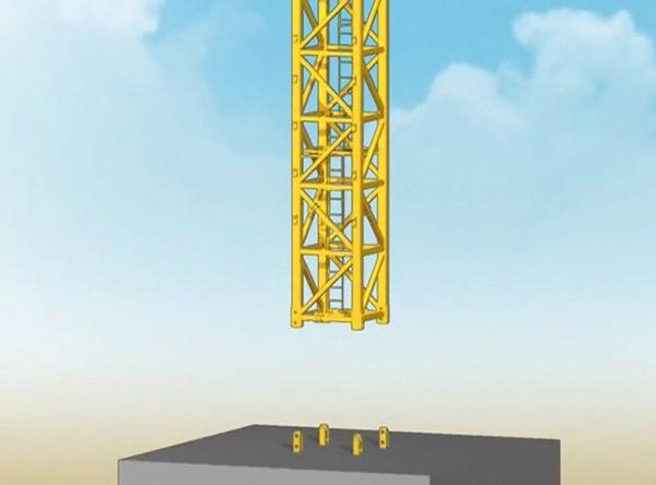 Quy trình lắp dựng cẩu tháp vận hành an toàn tuyệt đối-4