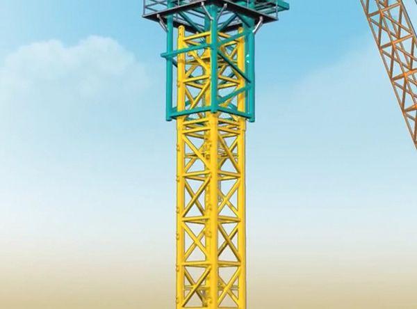 Quy trình lắp dựng cẩu tháp vận hành an toàn tuyệt đối-7