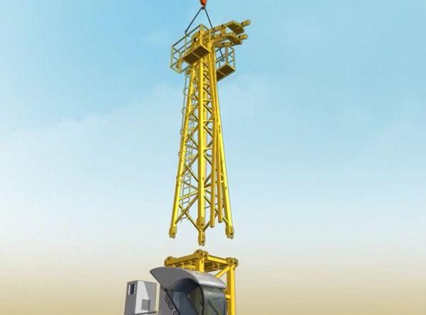 Quy trình lắp dựng cẩu tháp vận hành an toàn tuyệt đối-9
