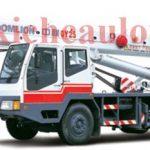 Thông số kỹ thuật xe cẩu bánh lốp Zoomlion QY25 25 tấn