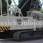 Thông số kỹ thuật xe cẩu bánh xích Hitachi KH180 50 tấn