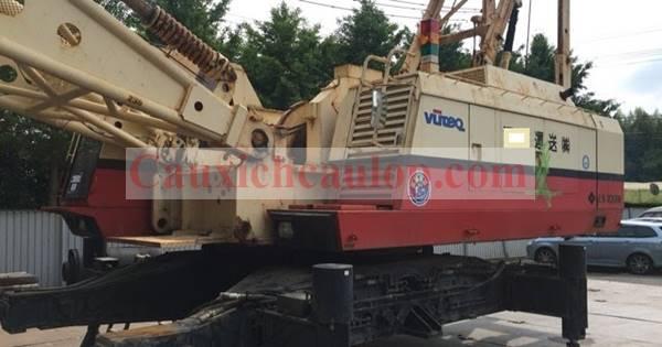 Bán cho thuê cẩu xích Sumitomo LS238 trọng tải 100 tấn